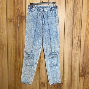 Vintage FMN Stonewash Pants